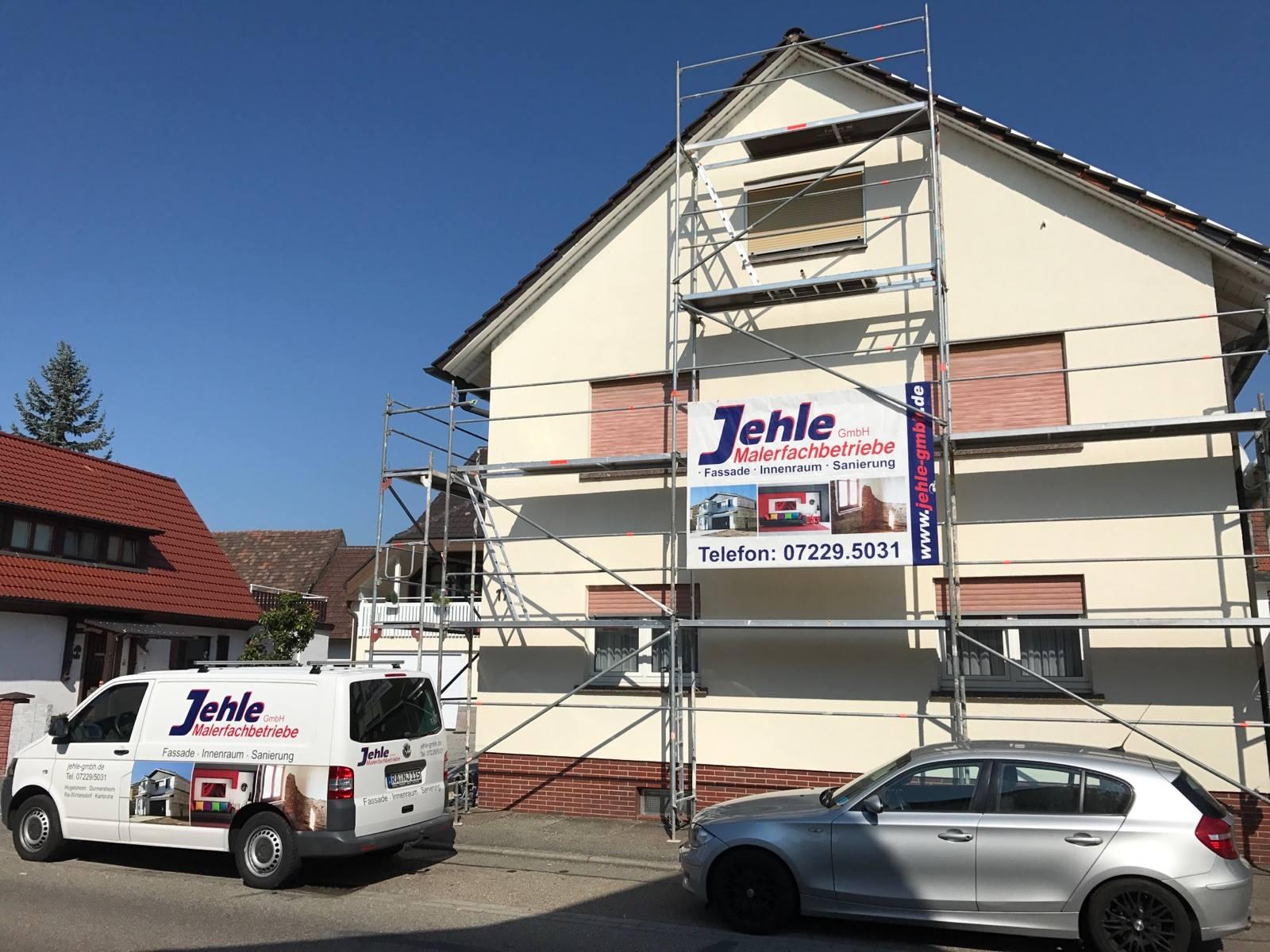 Die Fassade Ihres Hauses Ist Ihre Visitenkarte Jehle Gmbh