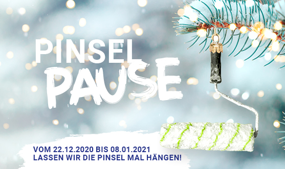 Jehle GmbH Pinselpause 2020